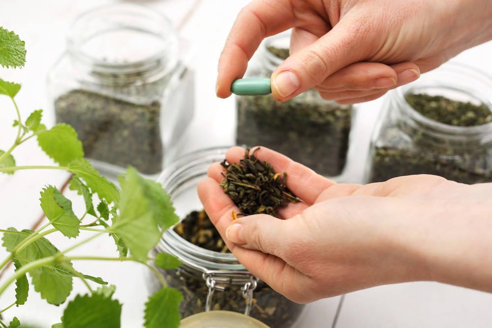 Beneficios de un herbolario