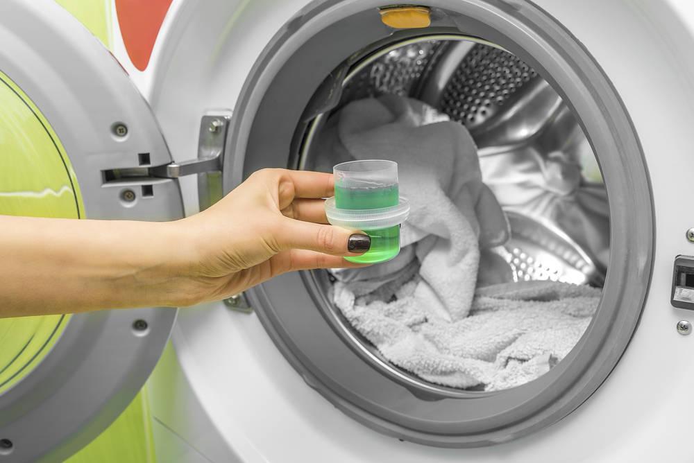 Sé más ecológico cuando pongas la lavadora
